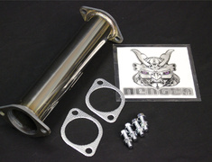 Lancer Evolution IV - CN9A - Mitsubishi - Evo 4/5/6 - CN9A/CP9A - 70mm - Straight Pipe Catalyst Replacement - MSP304