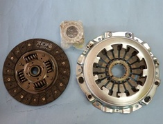 Impreza Sports Wagon WRX - GF8 - Disk and Cover Set with Bearing - Type: Ultra Fibre - FK01HA