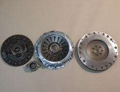 MK04HA + MF04 - Mitsubishi - Evo - VII-IX - Ultra Fibre - with Flywheel