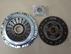 Impreza Sports Wagon WRX STI - GGB - Disk and Cover Set with Bearing - Type: Ultra Fibre - FK03HA