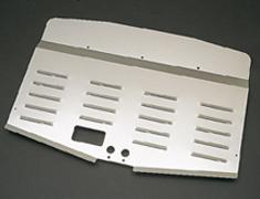 Prova - Aluminium Under Guard Panel