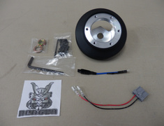 817S Mitsubishi - Evo III-VI - SRS Airbag - Horn wiring may require modification