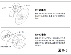 Lancer Evolution III - CE9A - Horn wiring may require modification - 817S