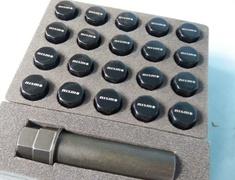 40220-RN800 20 Heptagon Nut Nuts - Standard Length - 34mm