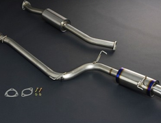 J's Racing - Titanium FX - Accord