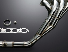 J's Racing - Exhaust Manifold - S2000