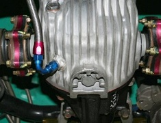 J's Racing - Driveshaft Spacer
