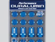 Enkei - Performance Duralumin Wheel Lock & Nut Sets
