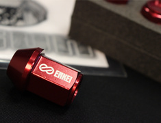- EKN1R-4P - 4 Nut Pack - Red - 19mm - M12x1.5