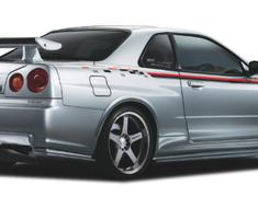 Nismo - Rear Under Spoiler Set - GTR