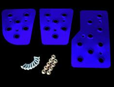 Carbing - Pedal Set - Blue