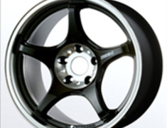 5zigen - FN01R-C - Black Polish