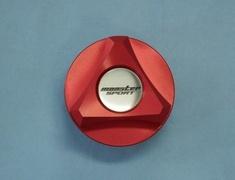 Suzuki Sport - Racing Oil Filler Cap Red Aluminum