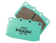 Project Mu - Brake Pads - Level Max500