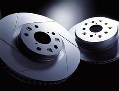 C-One - Slotted Brake Rotor
