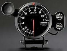 DF07501 0-11000 RPM White