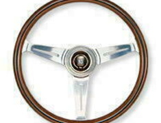 Nardi - Classic Wood Steering Wheel