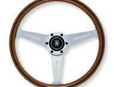 Vite Wood and Silver Spoke 360mm
