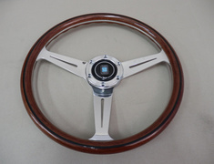 Universal - N161 Vite Wood and Polish Spoke 360mm