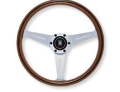 - Type: Flat - Material: Vite Wood - Color: Silver Spoke - Diameter: 360mm - N160