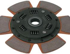 Exedy - Hyper Metal - Compe-D - Twin Plate Clutch