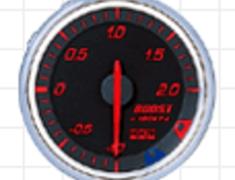 HKS - DB Meter RS - Boost