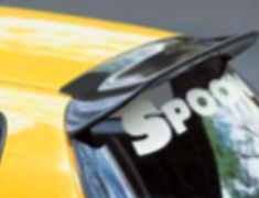 Spoon - Carbon Roof Spoiler