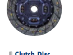 Spoon - Clutch Disc - Non Asbestos