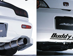 Buddy Club - Racing Spec Muffler - Spec III
