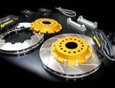 M and M Honda - AP Racing Brake Caliper System - Type M