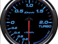 - Type: Turbo - Color: Blue - Diameter: 60mm - Range: -100 ~ +200kPa - DF11504