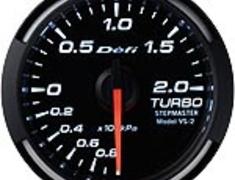 Defi - Racer Gauge - White