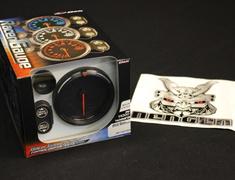 - Type: Tachometer - Color: White - Diameter: 80mm - Range: 0 ~ 11000rpm - DF12103