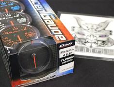 - Type: Turbo - Color: White - Diameter: 60mm - Range: -100 ~ +200kPa - DF11506