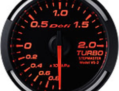 Defi - Racer Gauge - Red
