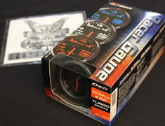 - Type: Turbo - Color: Red - Diameter: 60mm - Range: -100 ~ +200kPa - DF11505