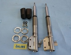 Impreza WRX STi - GDB - Front Spring: 6kg/mm - Rear Spring: 4kg/mm - GDB E+