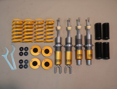 Civic - Type R - EK9 - Front Spring: 12kg/mm - Rear Spring: 5kg/mm - Upper Mounts: Rubber - RB306-11