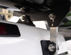 Universal - Drag Stay for GT Wing - Height: 50 to 120mm - 02009-1