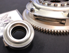 Starlet - EP82 - Cover (with exclusive sleeve bearing) - Clutch Cover: Pressed - EP82/91-PC