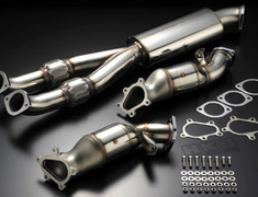 HKS - Metal Catalyzer - GTR R35