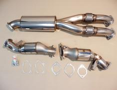GTR - R35 - Nissan - GTR - R35 - 1x Center Cat - 2x L/R Cats - 33005-AN005