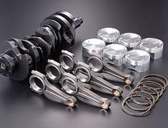JUN - Stroker Kit - Nissan VQ35DE