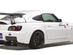 Spoon - Hard Top - S2000 Demo Car