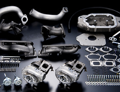 HKS - Special Turbo System Set Up Kit