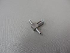 73261 No. 9 - Metal Three Way T-Piece