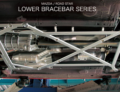 Kansai Service - Lower Brace - Mazda Roadster