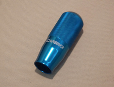 Carbing - Shift Knob - Aqua Blue - M10x1.25