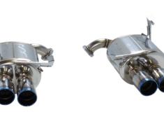 Impreza WRX STI - GVB - Pieces: 2 - Pipe Size: 54mm(x2) - Tail Size: 90mm(x4) - Body Type: S304 - Tail Type: RM (Titan) - 31