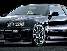 Yokohama - Advan Racing - RS